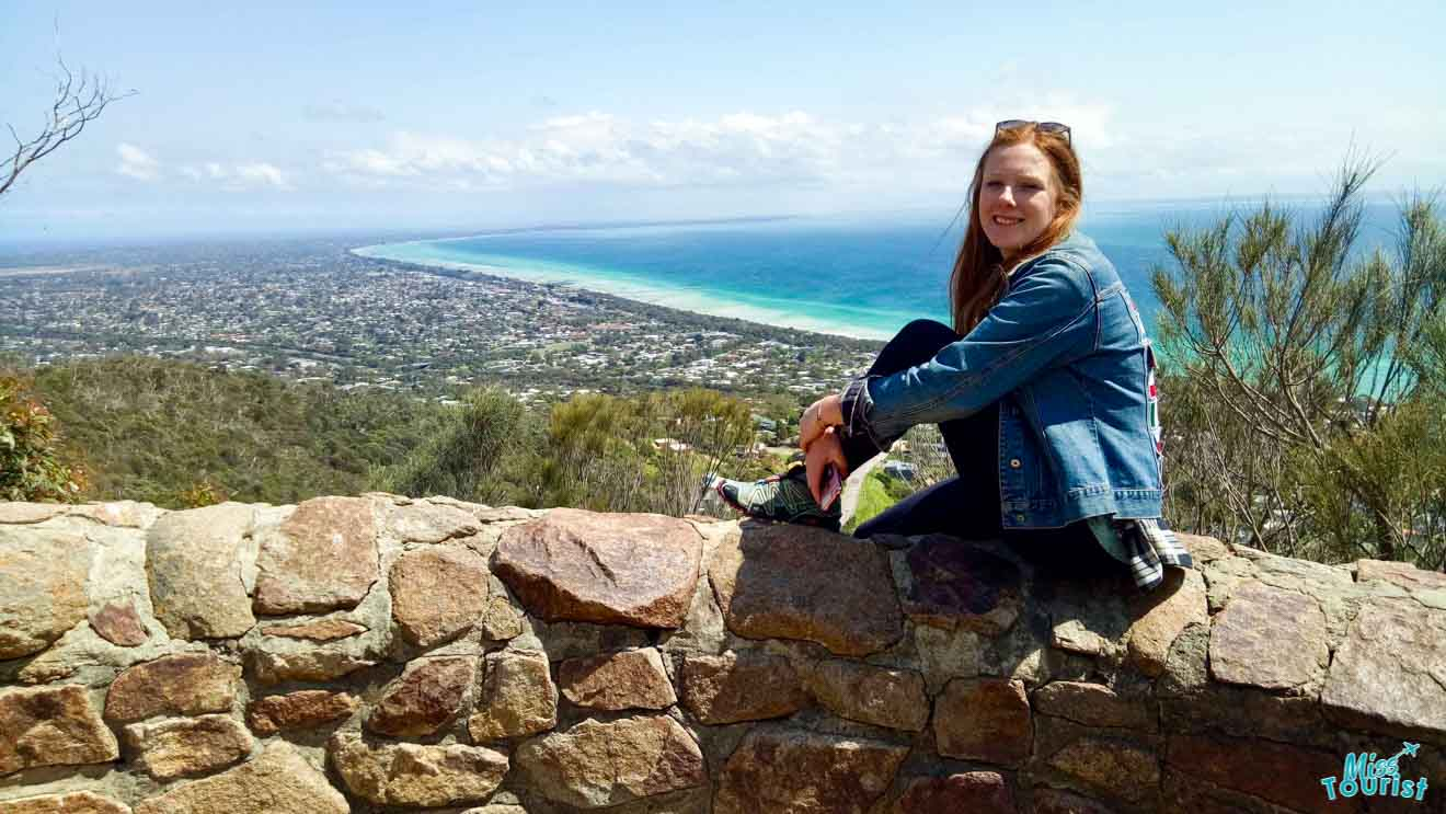 Kate at Lookout free Things to do in Mornington Peninsula