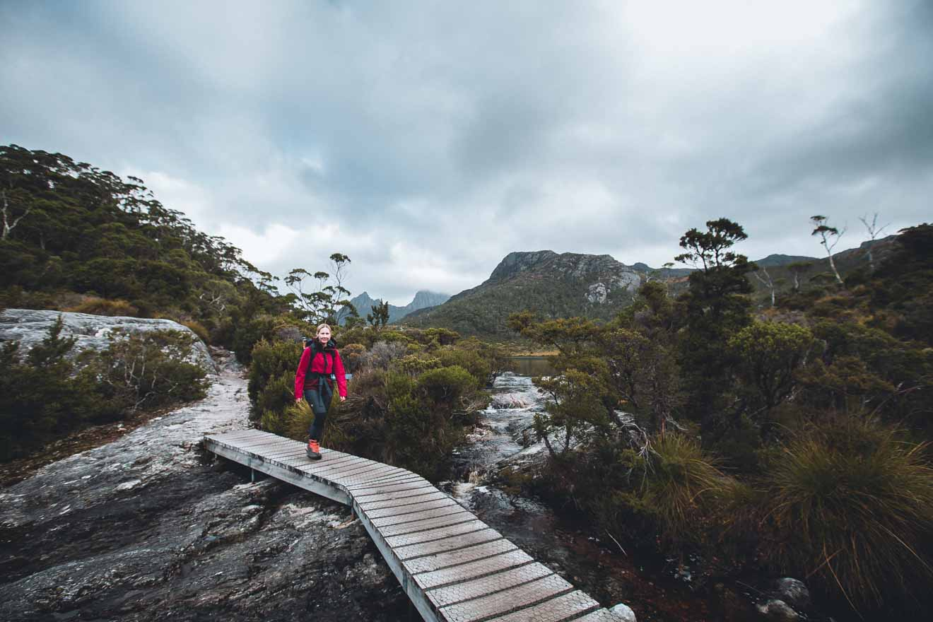 Tips for Lake Lilla, Cradle Mountain-Lake St Clair National Park