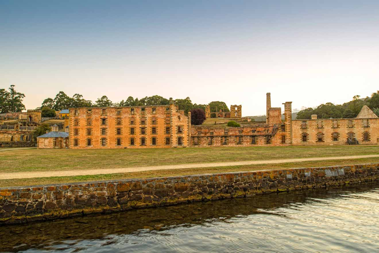 Penitentiary - Port Arthur Historic Site Tour
