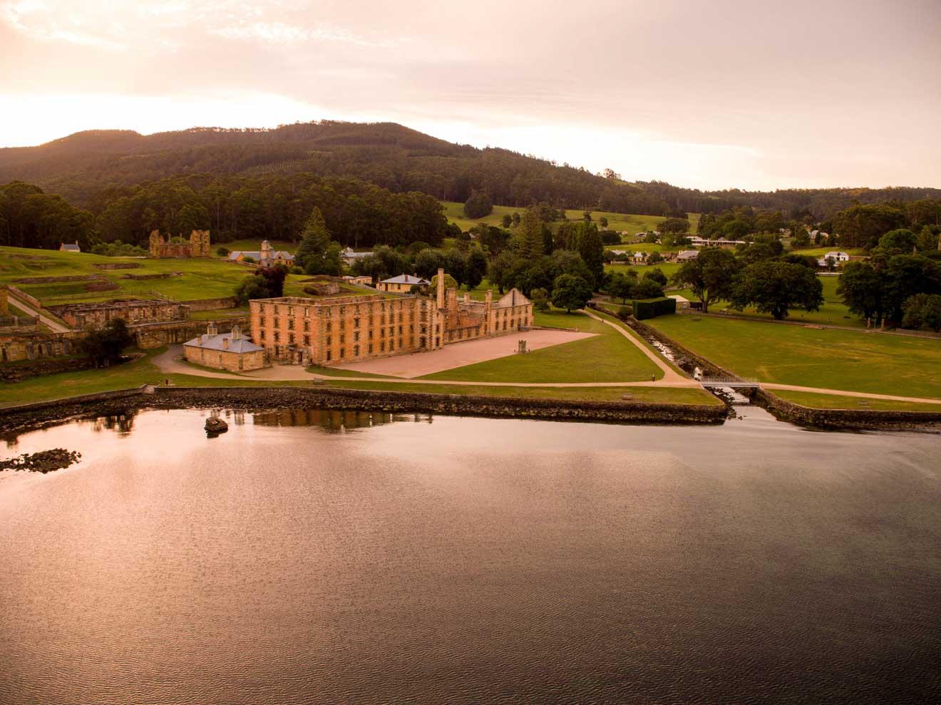 Port Arthur Historic Site Hobart city