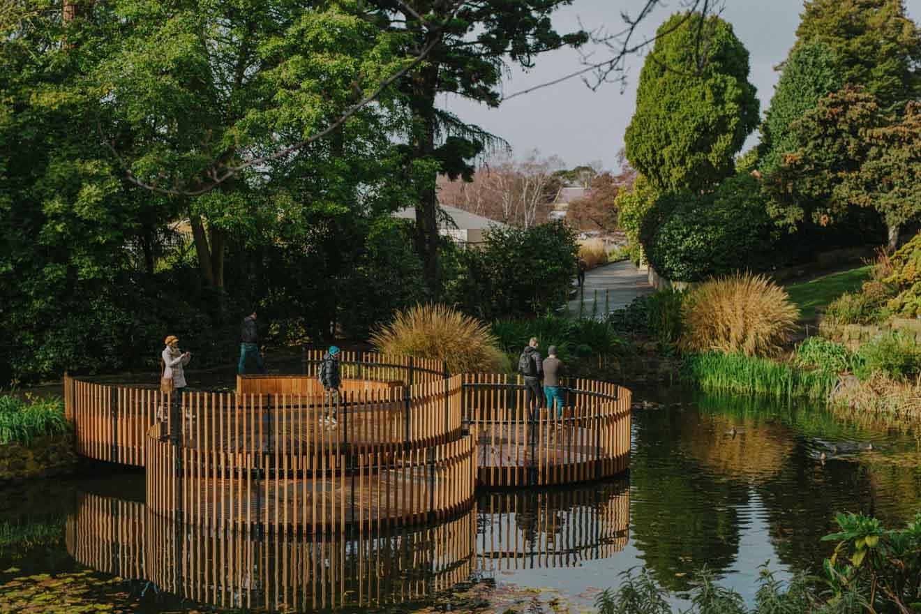 Richmond Bridge Hobart places to visit