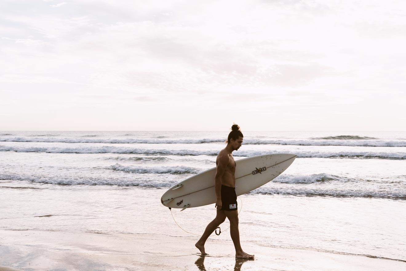 Things to do - Surfing at Wye River Great ocean road itinerary