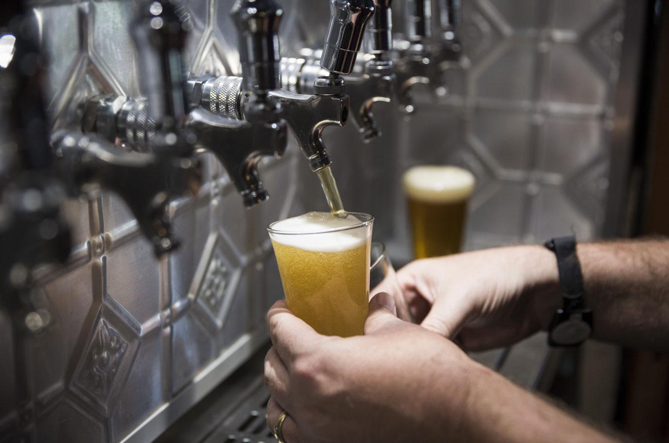 Craft Beer Cafe Newcastle Australia
