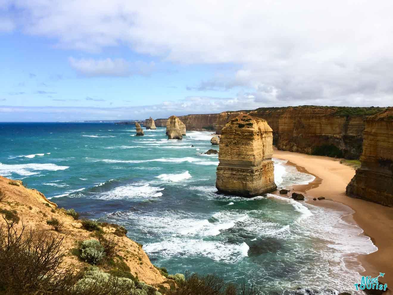 great ocean road recommended stops - Twelve Apostles Great ocean road itinerary