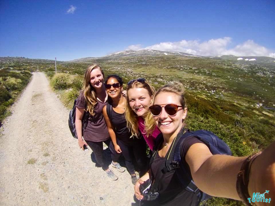 Vacation at Kosciuszko National Park group tour