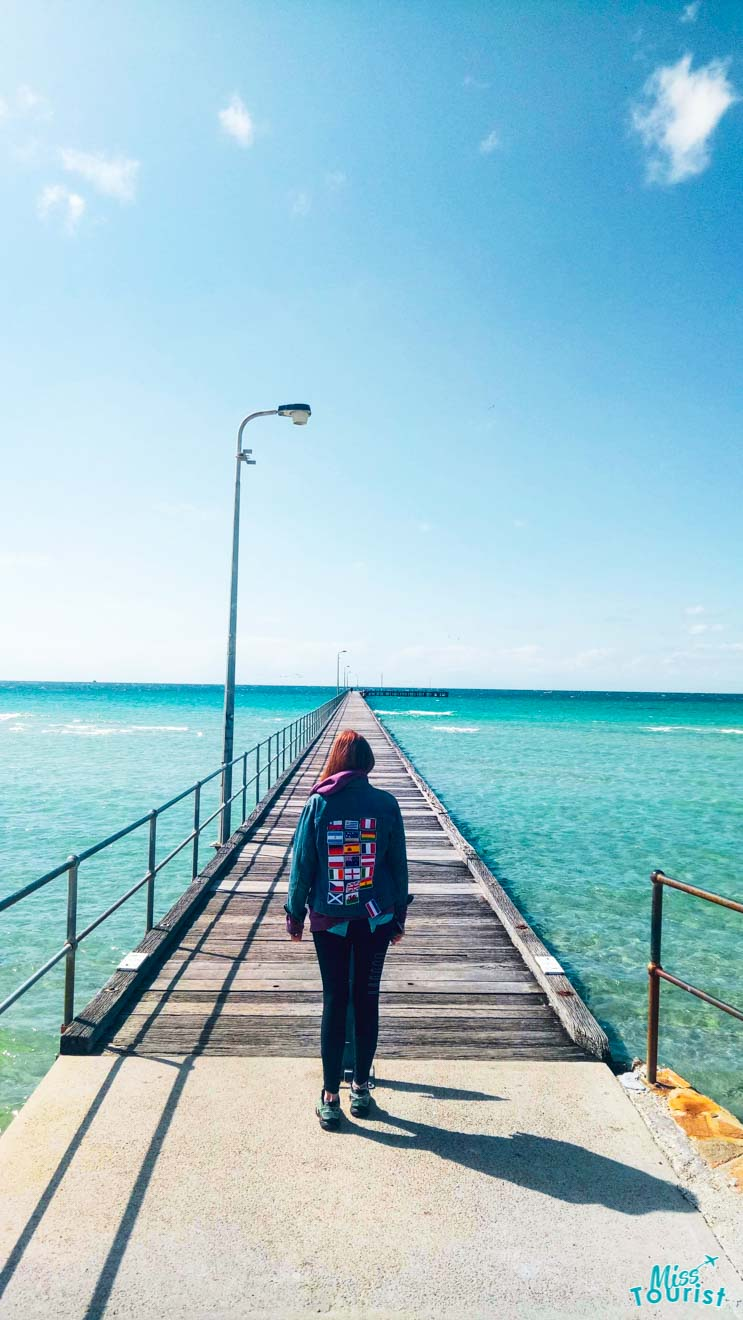 Walking On Pier top Things to do in Mornington Peninsula Australia