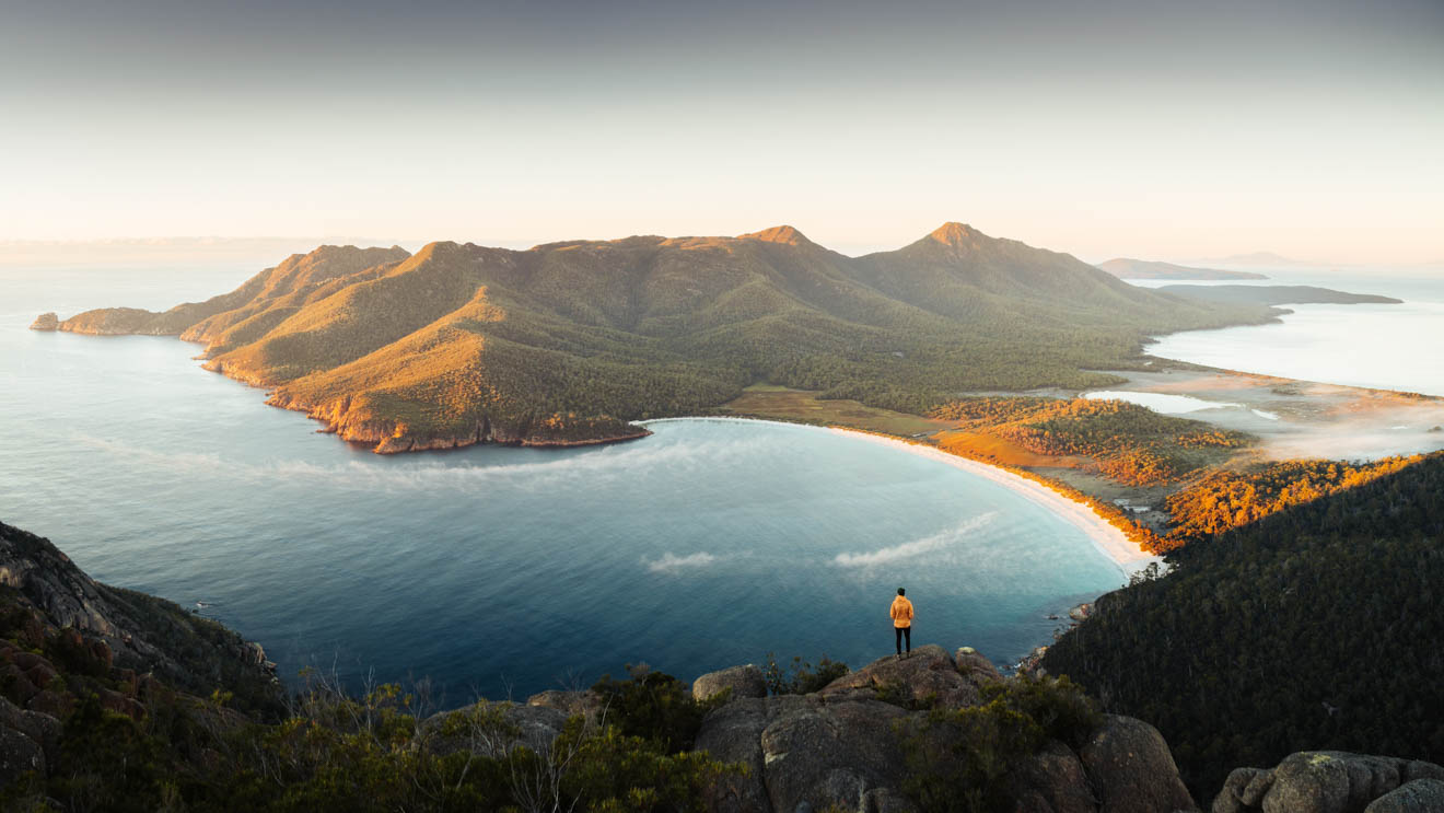 Wineglass Bay Best Things to do in Port Arthur