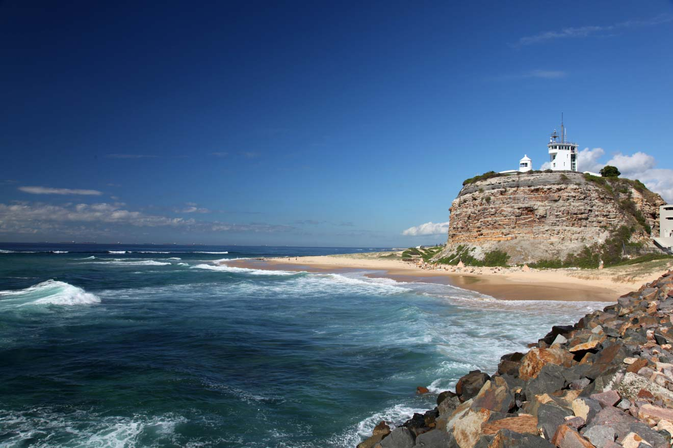 coast things to do in newcastle