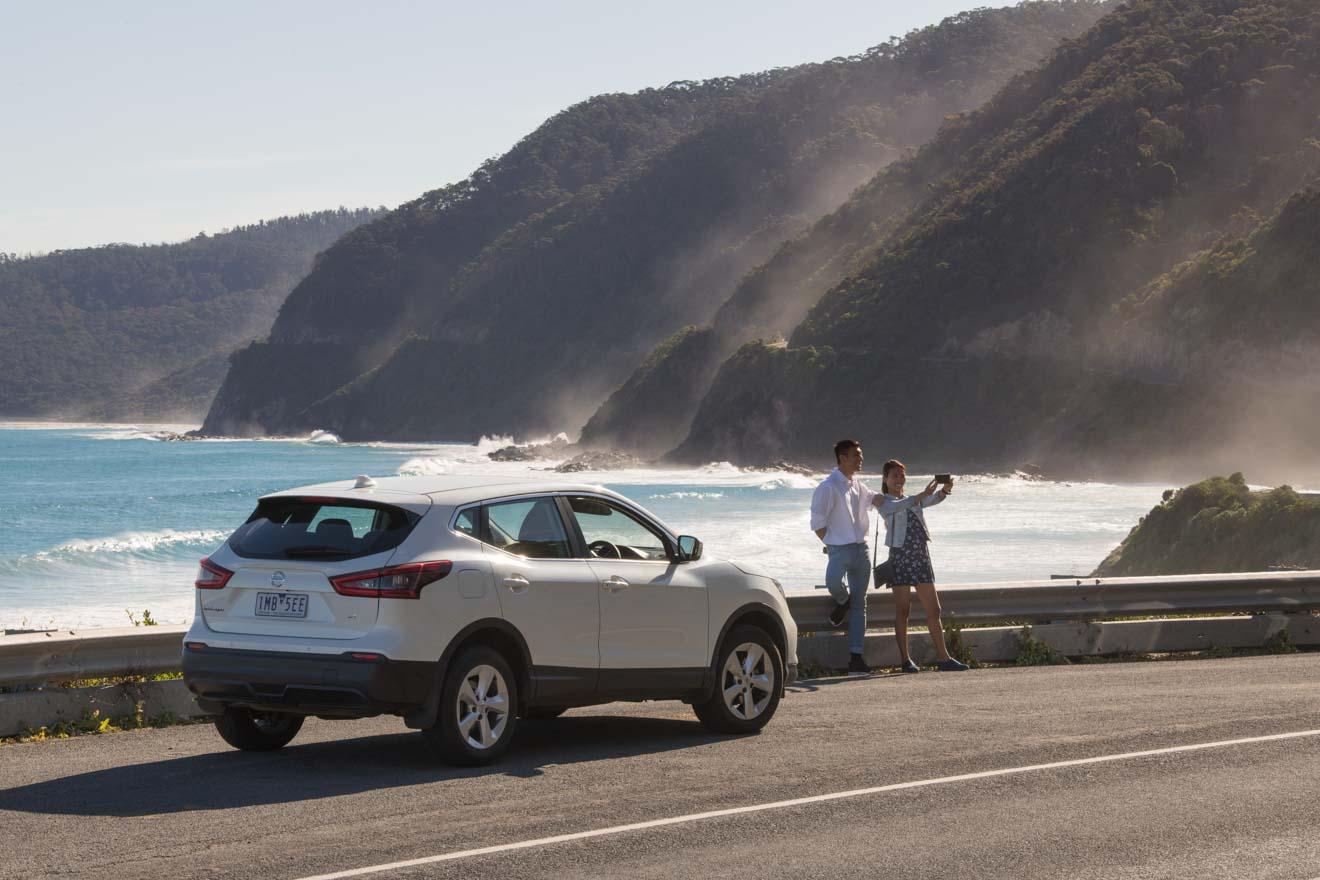 great ocean road photo spots - driving Great ocean road itinerary