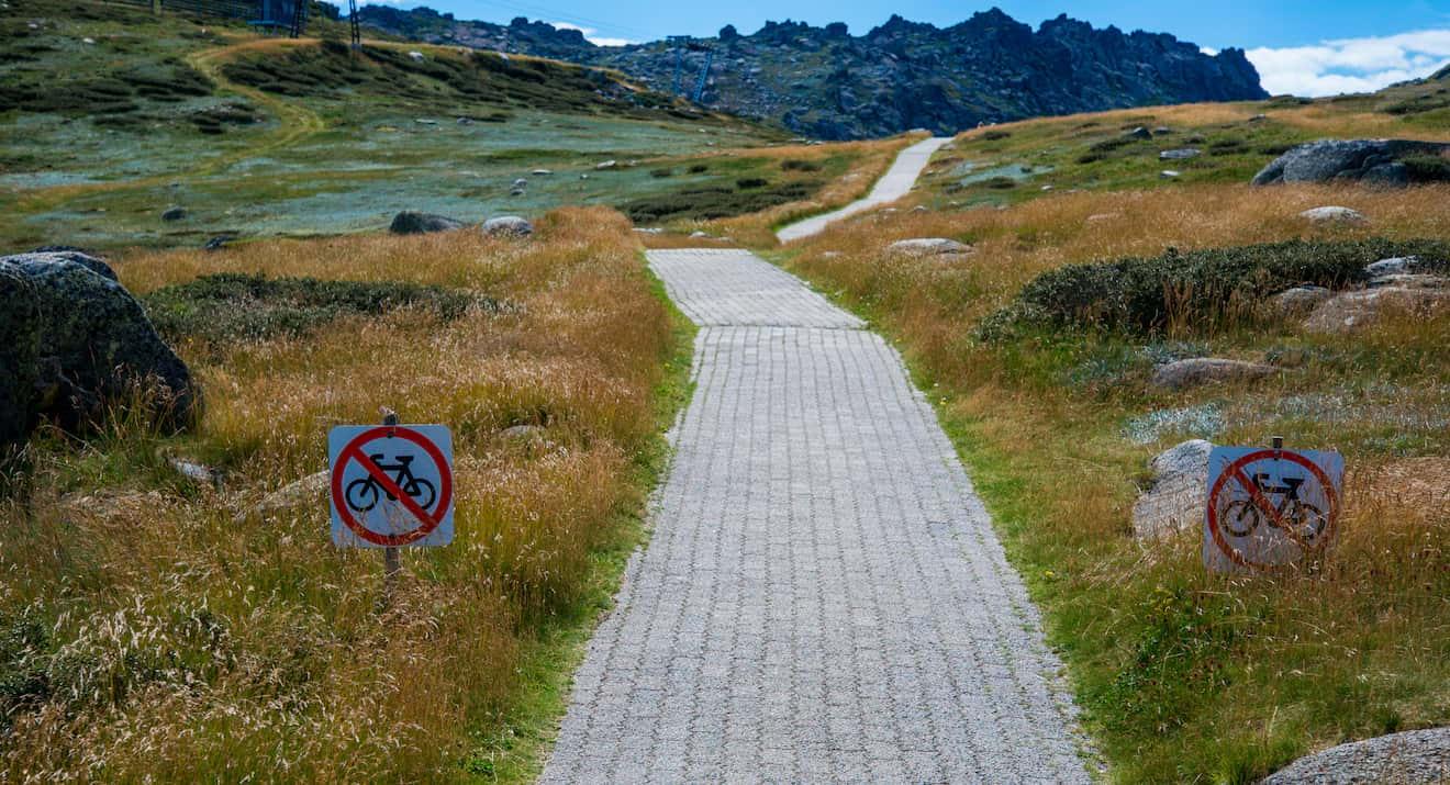 how to get to Kosciuszko National Park AU car road