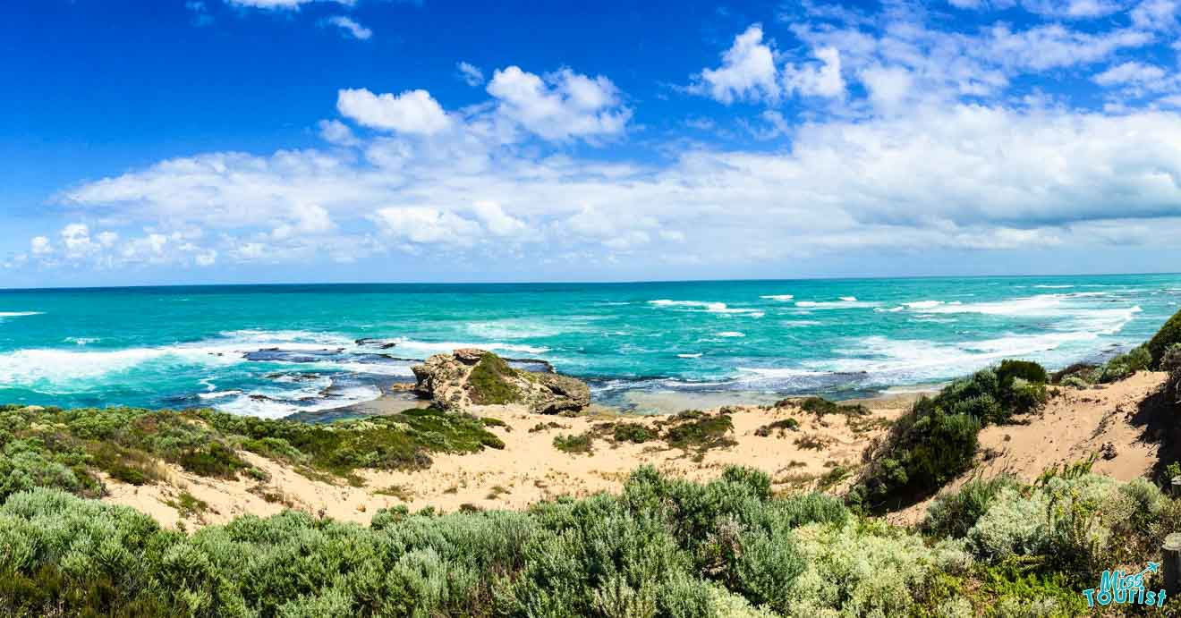 The Best Places to Stop Off on Australia's Great Ocean Road - southern coastline Great ocean road itinerary