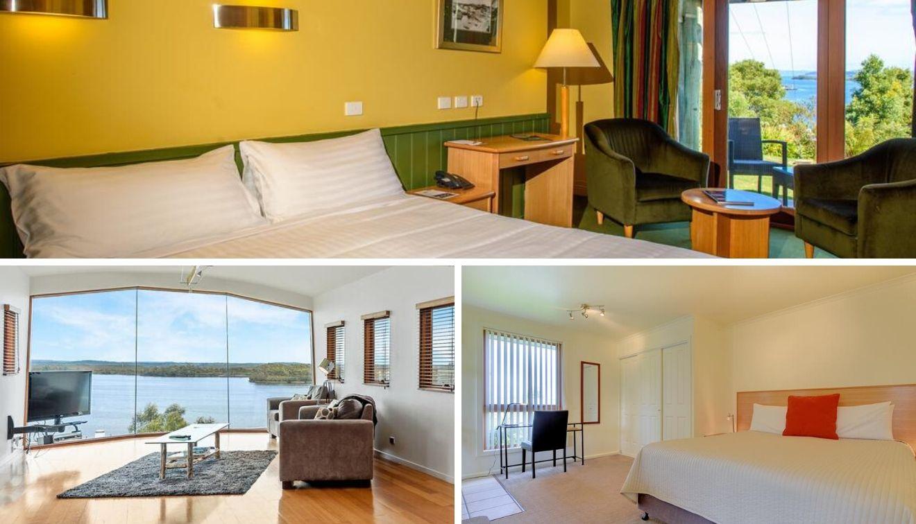hotel tasmania