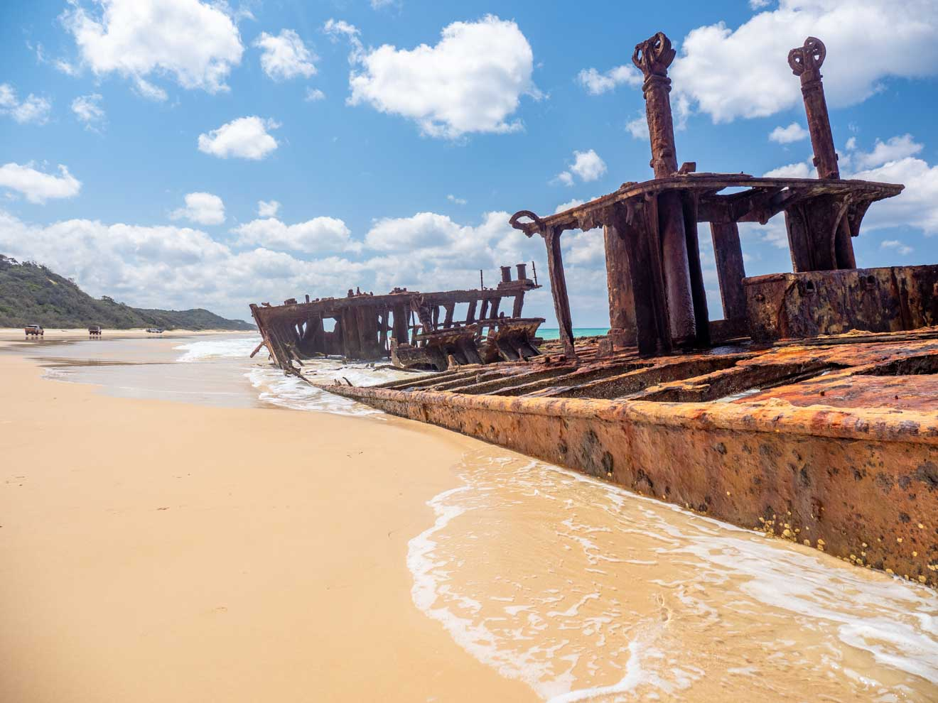 ss maheno shipwreck things to do in fraser island