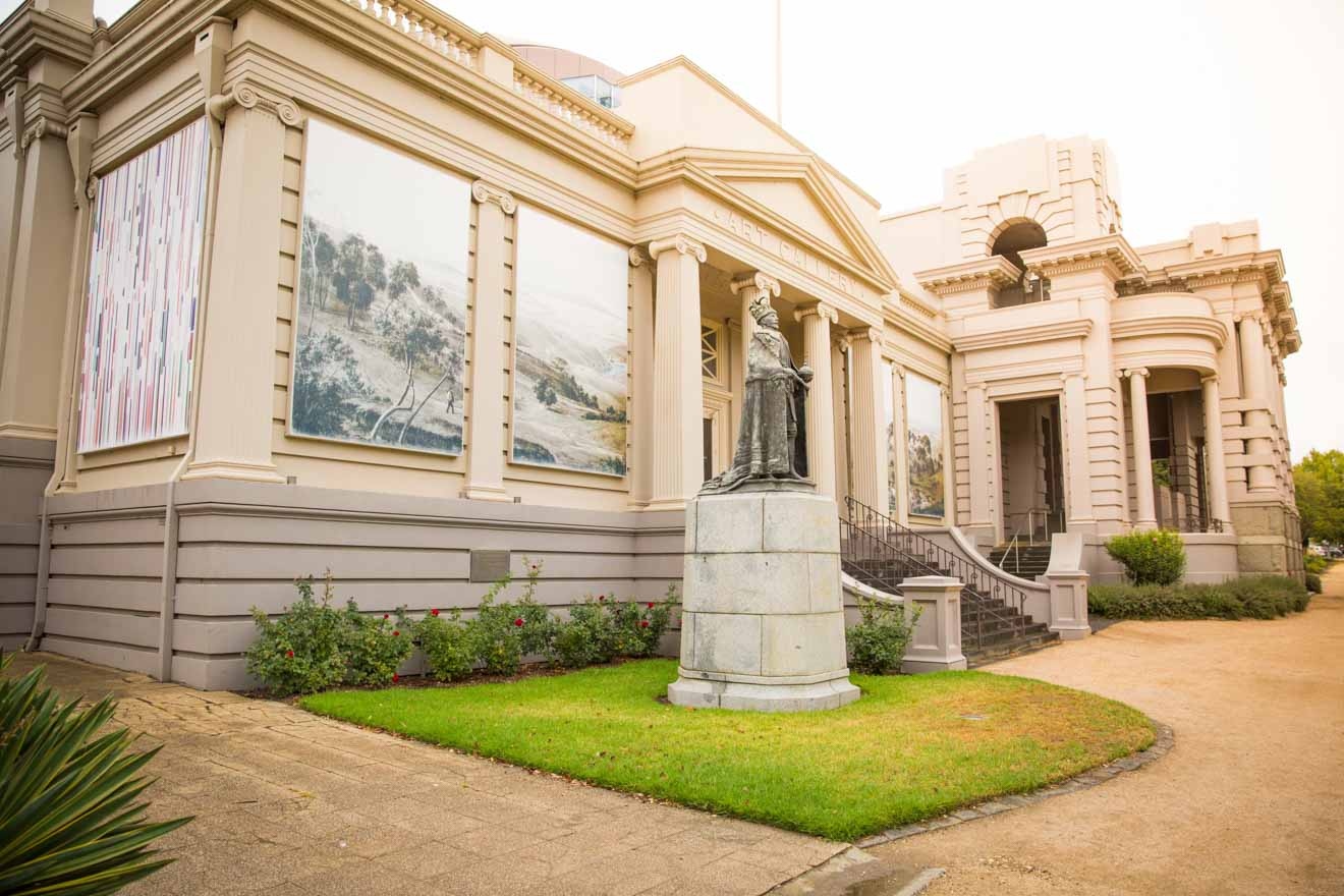Things to do, Geelong and the Bellarine, Victoria, Australia - Art Gallery Things to do in Geelong