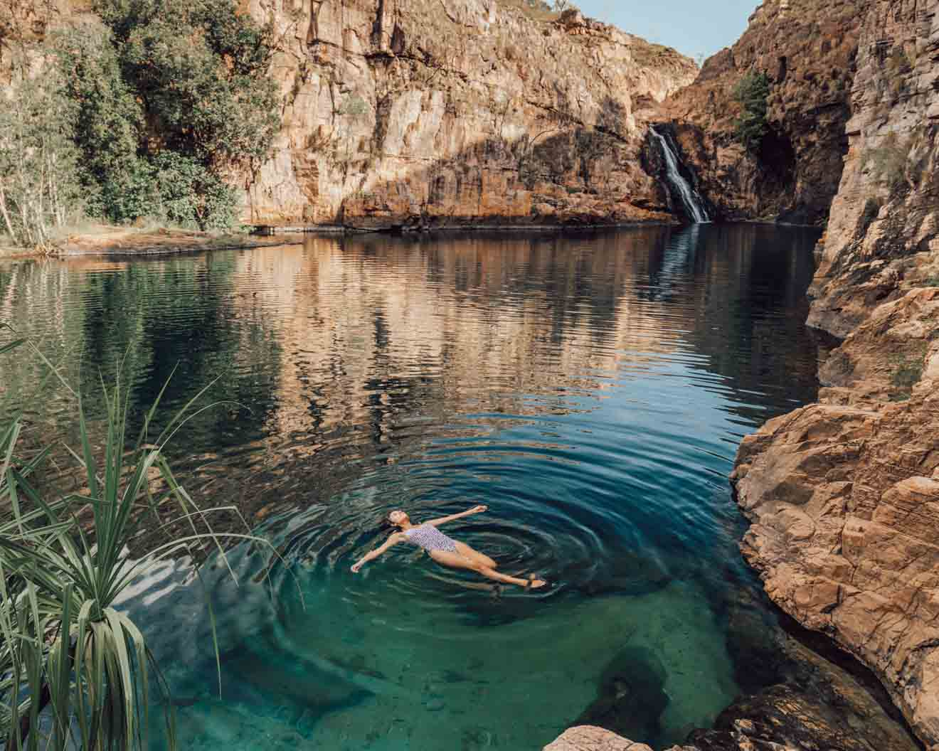 Barramundi Gorge Things to do in Kakadu - visitors guide
