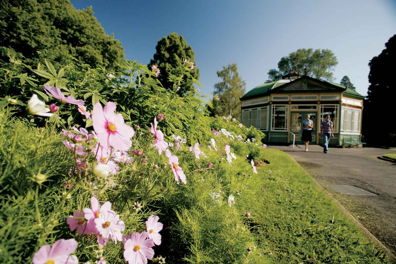 Botanic Gardens things to do in ballarat melbourne