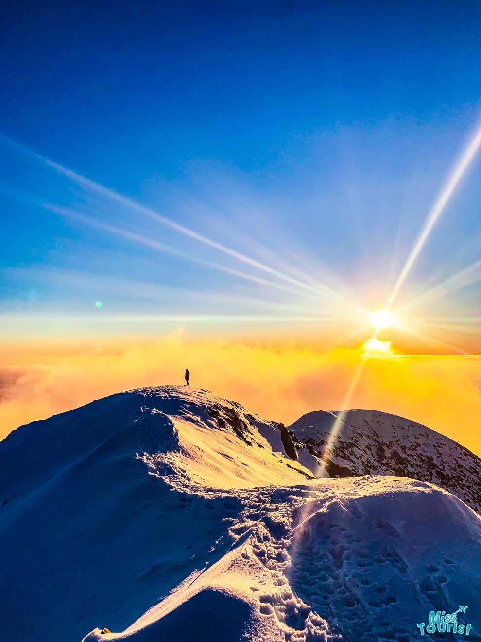 Comparing Mt Hotham, Mt Buller and Falls Creek ski resorts - Buller Sunglare Mt Buller or Mt Hotham