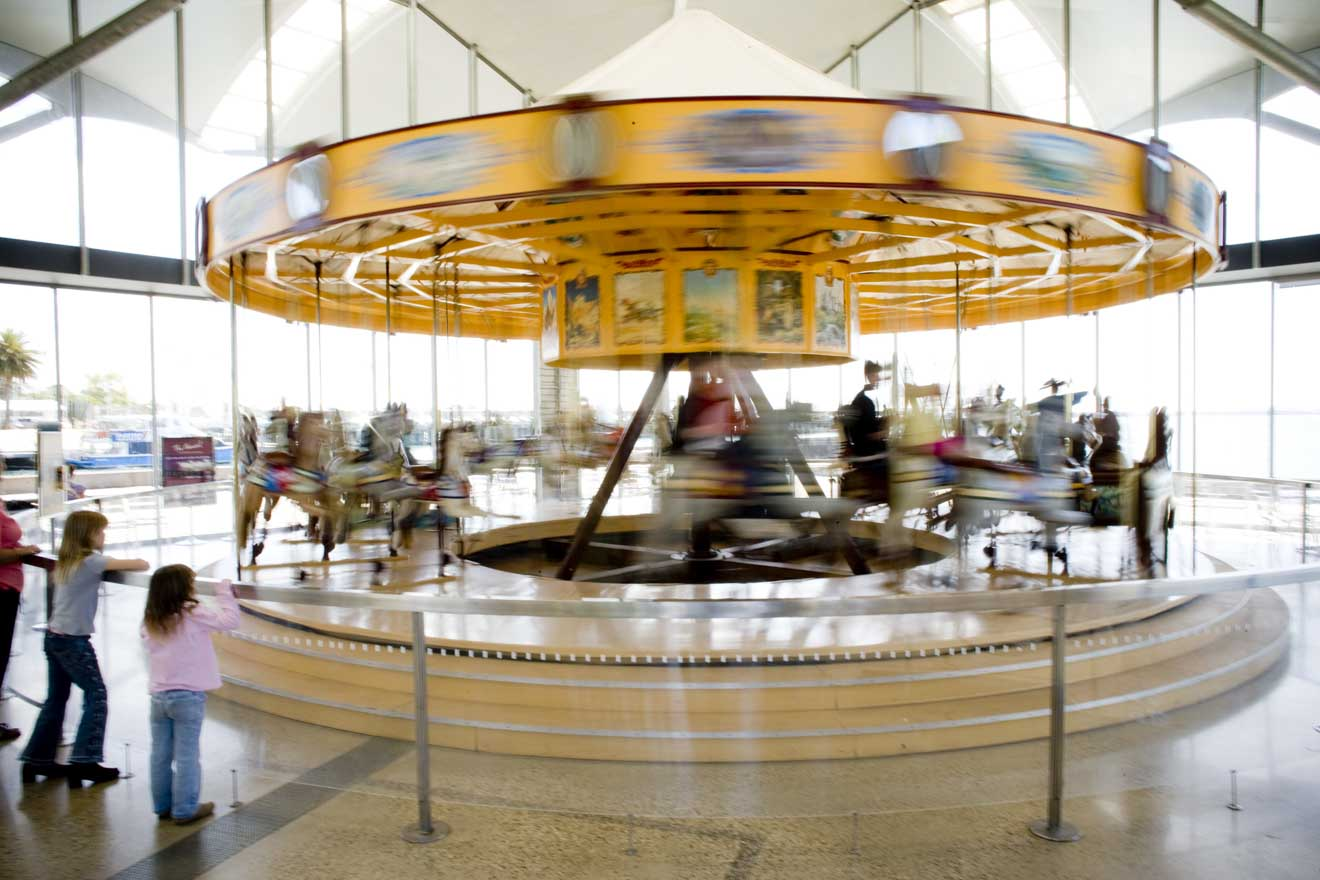 What's On in Geelong - Carousel Things to do in Geelong
