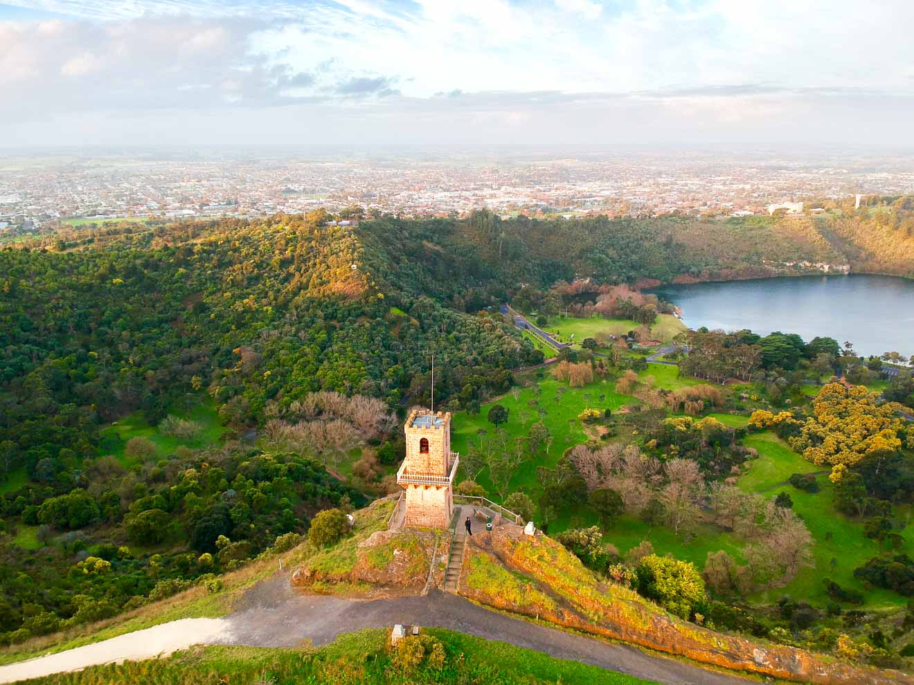 Places to love in Mount Gambier - Centenary Tower Things to do in Mount Gambier
