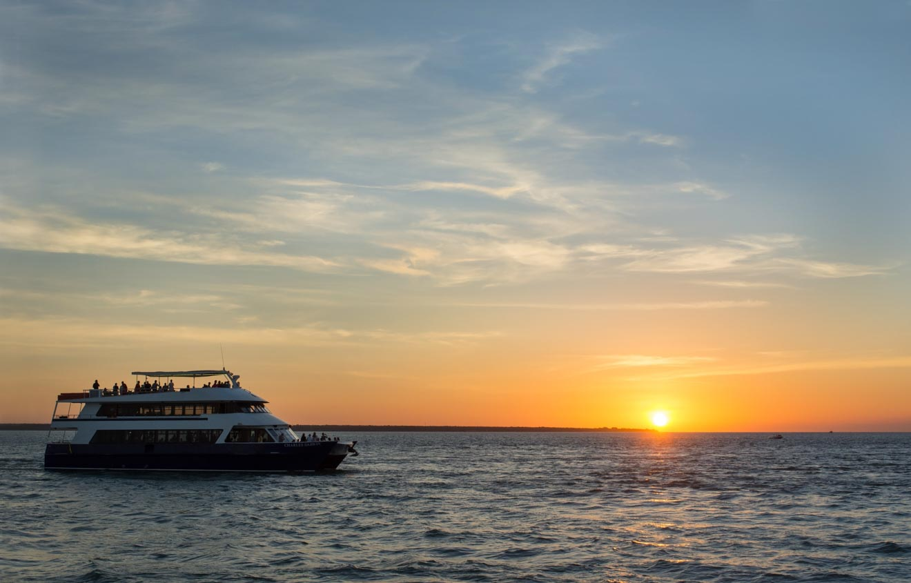 how to get there - Darwin Harbour Cruises Things to do in Darwin