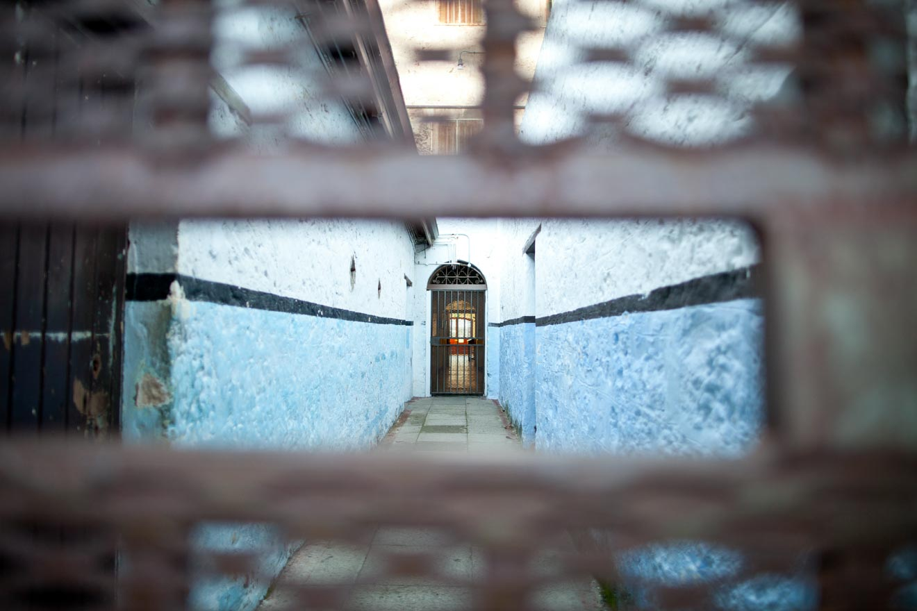 perth australia tour - Fremantle Prison