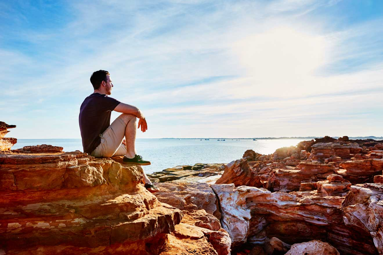 Gantheaume Point Things to Do in Broome Australia sunset watching