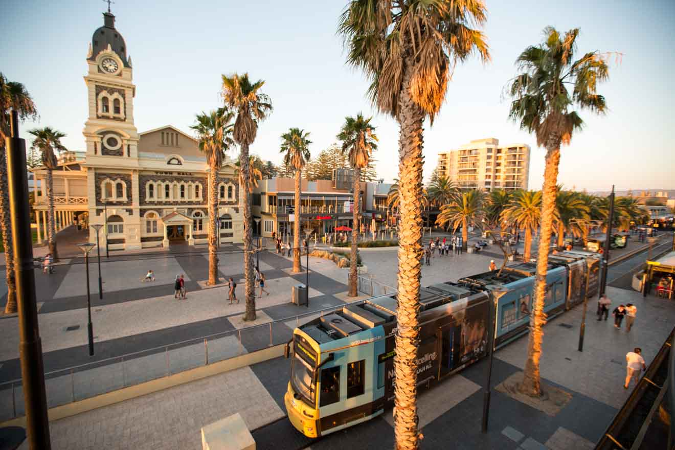 short trips from adelaide - Glenelg Day trips from Adelaide