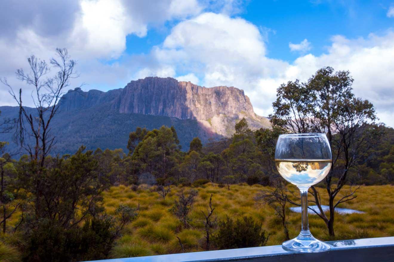 cradle mountain hotel - Great Walks of Australia (Cradle Mountain Huts Walk)