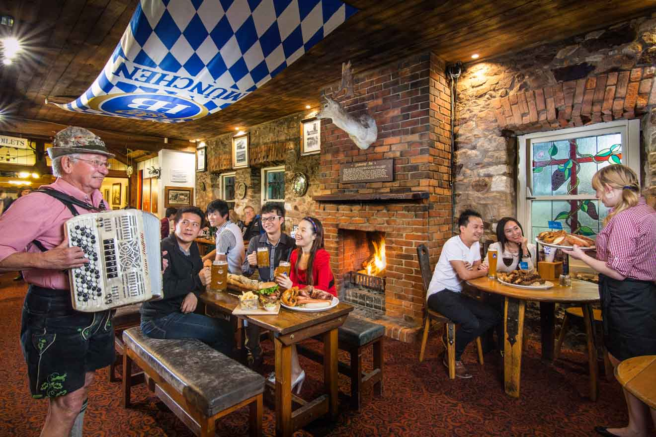 family weekend getaways south australia - Hahndorf Day trips from Adelaide