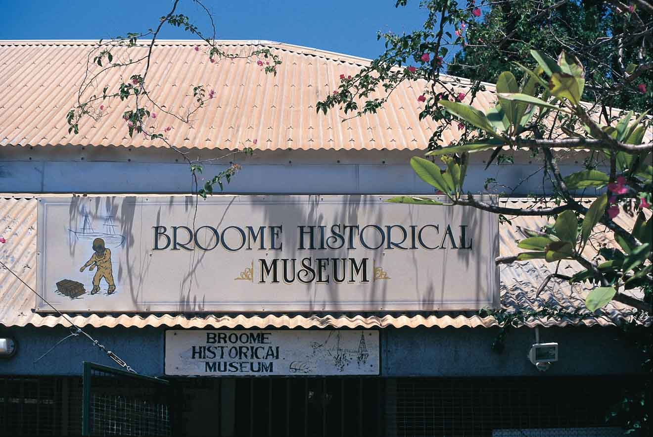Historical Museum Things to Do in Broome and top spots to see