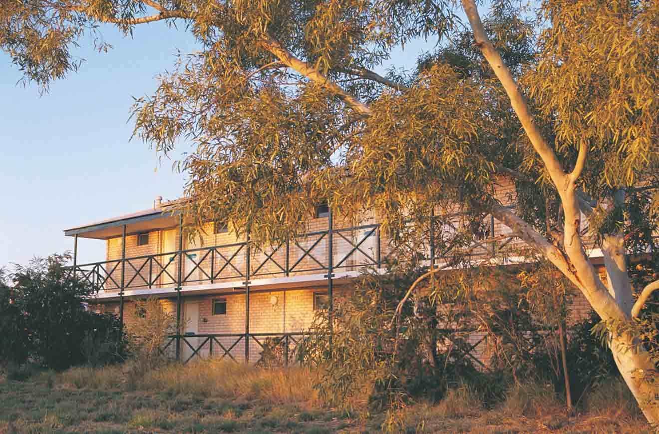 Hotel Western Australia Road trip accommodation and places to rest