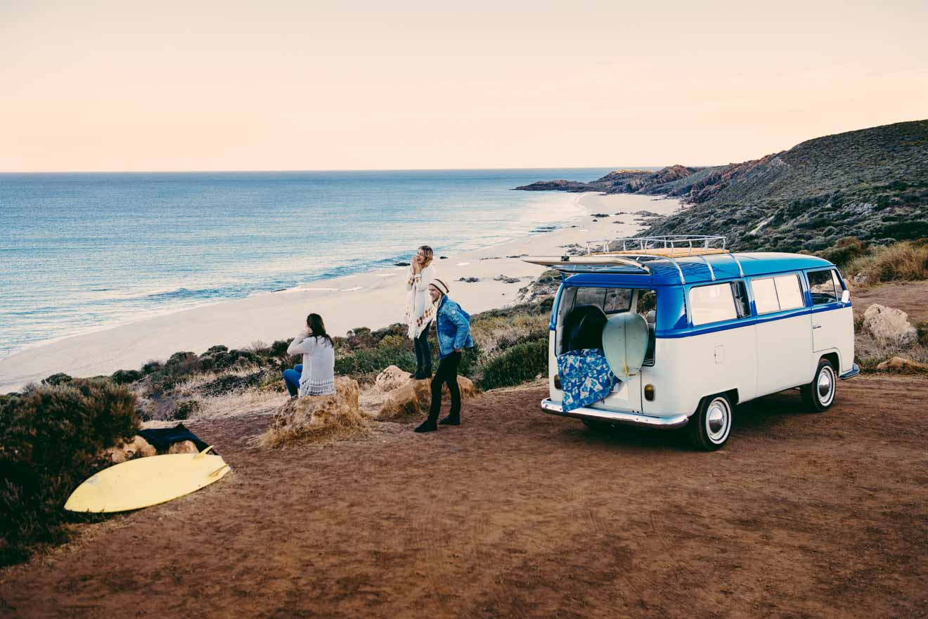 Injidup Beach things to do in margaret river road trip spots