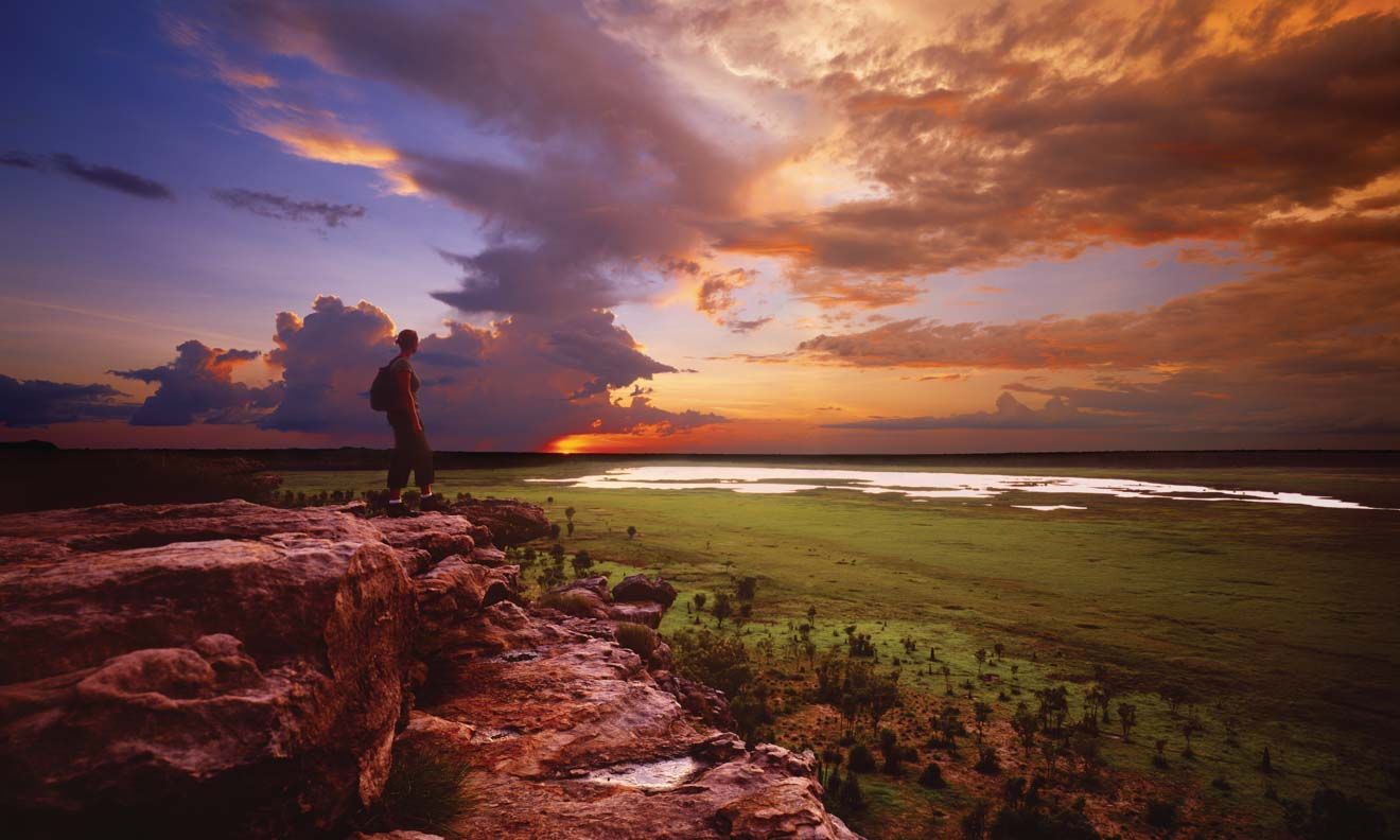 Inspiring Ubirr Sunset Things to do in Kakadu and litchfield national park