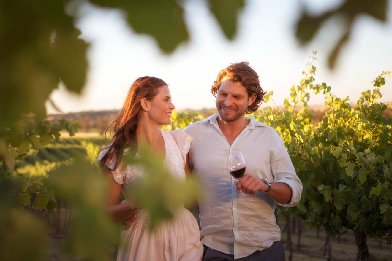 Romantic things to do in Jacobs Creek Things to do in Barossa Valley Wineries