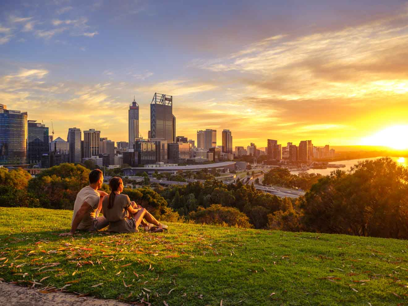 things to do in perth tomorrow - Kings Park and Botanical Garden