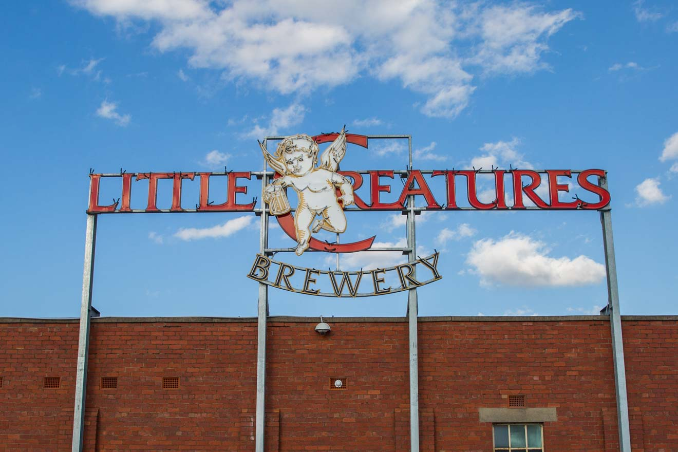 where to eat - Little Creatures Brewery Things to do in Geelong