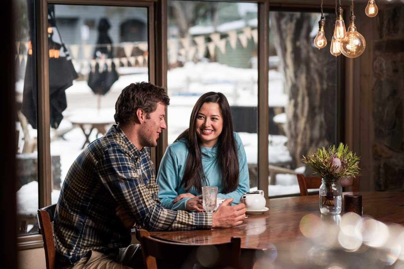 Visit Australia - Lodge Mt Buller or Mt Hotham