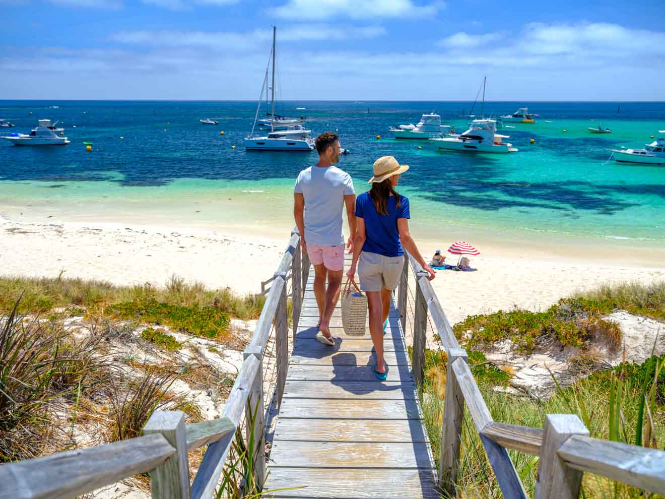 Romantic things to do at Longreach Bay, Rottnest Island