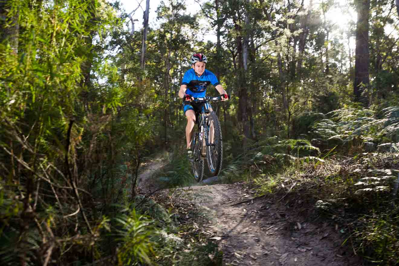 Mountain biking things to do in ballarat melbourne victoria australia