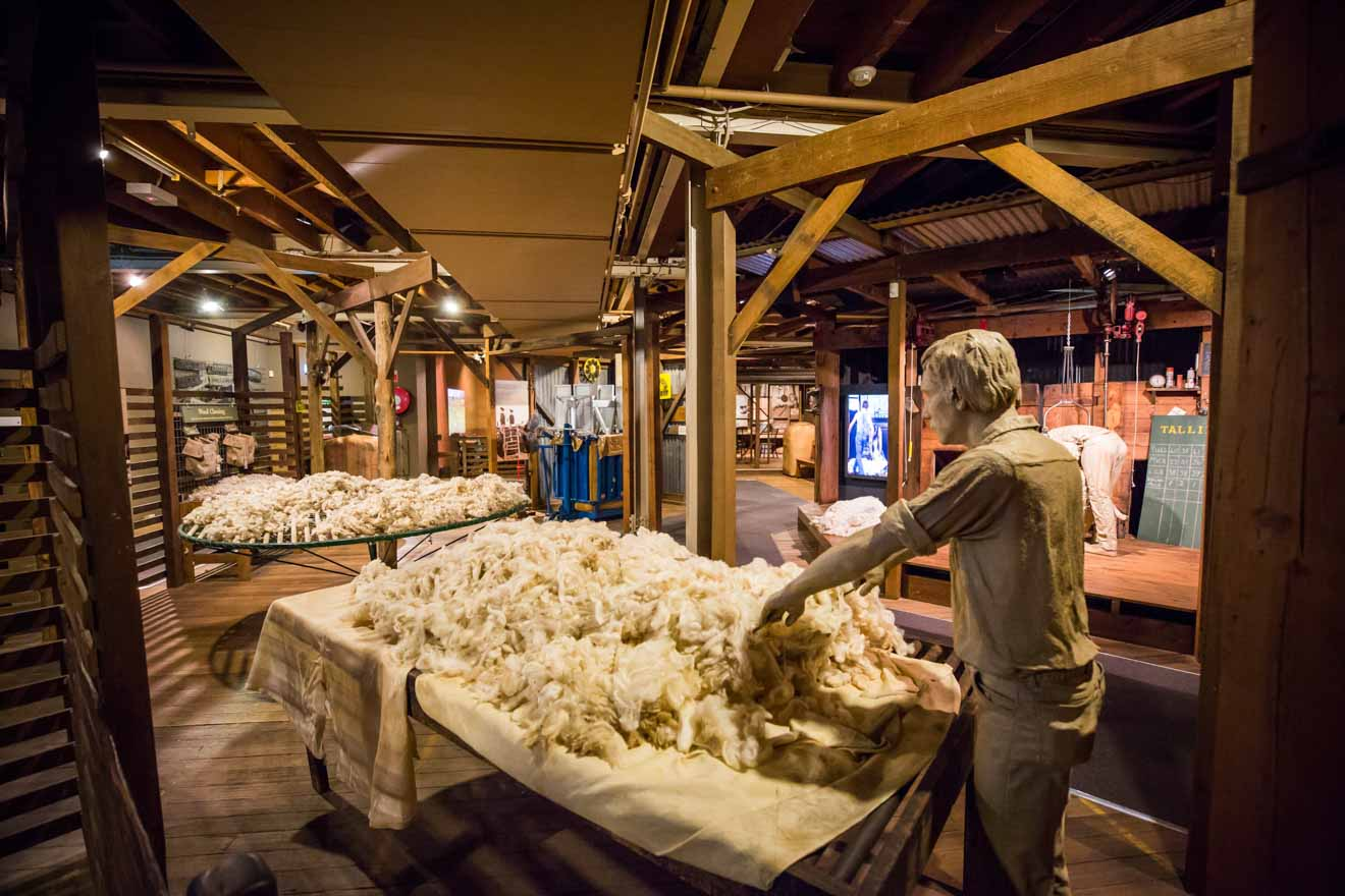 Top attractions in National Wool Museum Things to do in Geelong