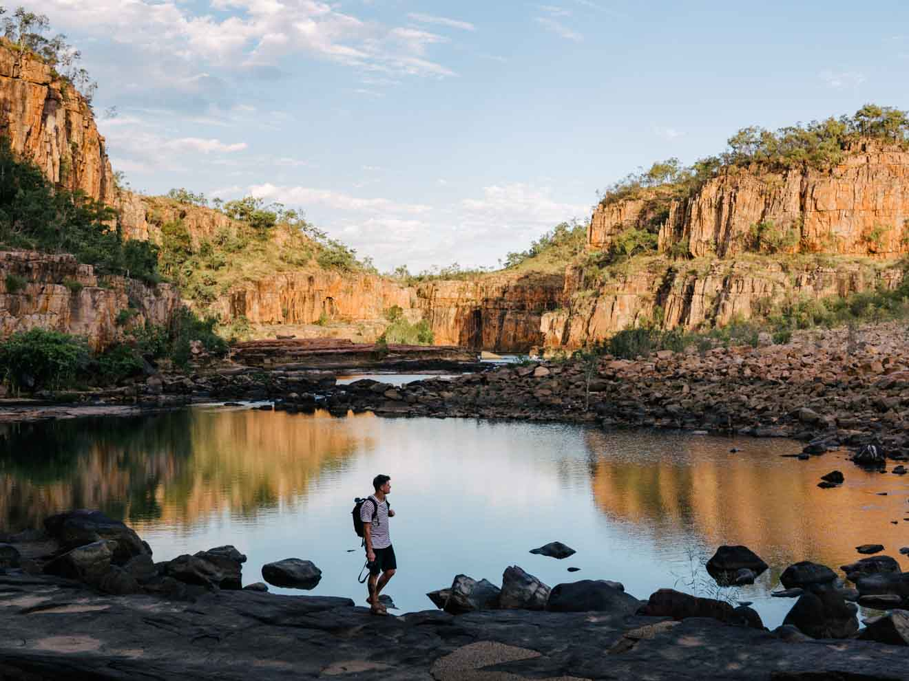 Nitmiluk National Park Things to do in Kakadu self guide tour