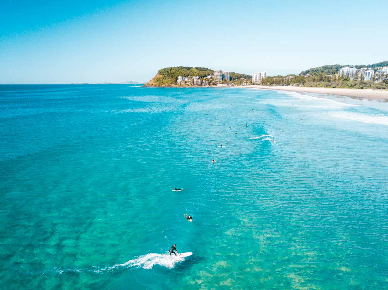 North Burleigh Things to do on the Gold Coast surfers paradise