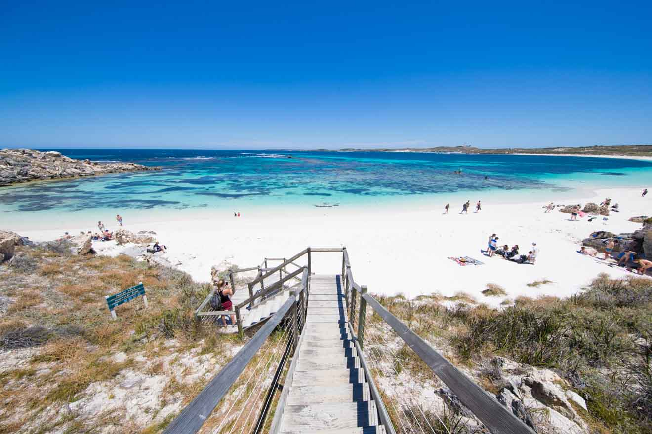 things to do in wa today - Parker Point, Rottnest Island