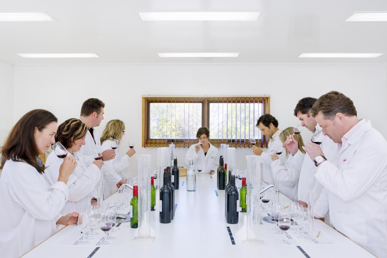 Barossa Valley Travel Guide - Penfolds Make Your Own Blend Tour Things to do in Barossa Valley Wineries