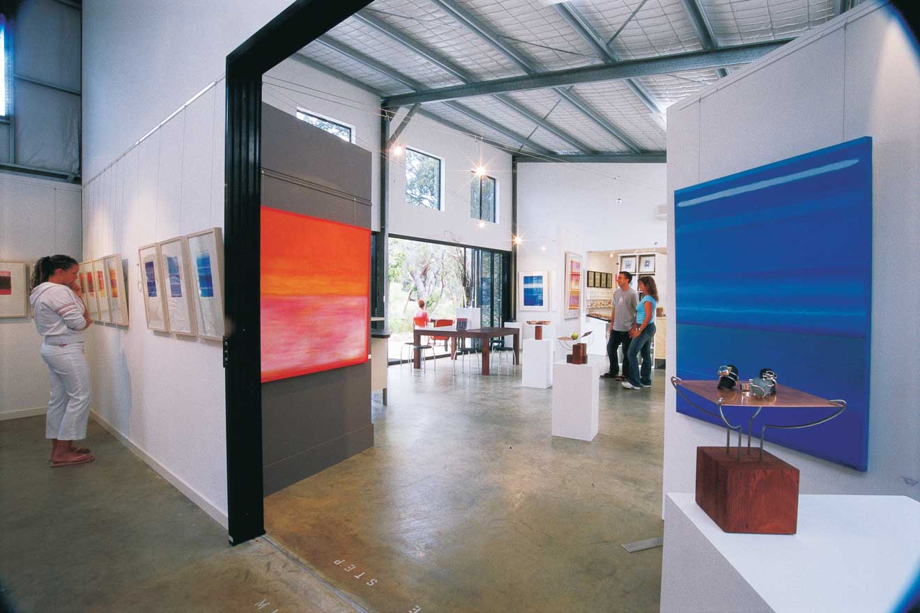 Purist gallery things to do in margaret river itinerary