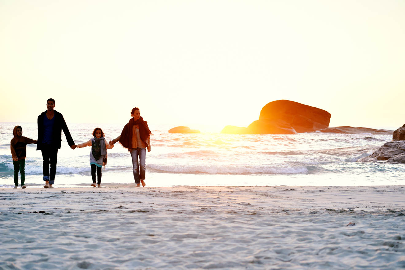 Redgate Beach family things to do in margaret river