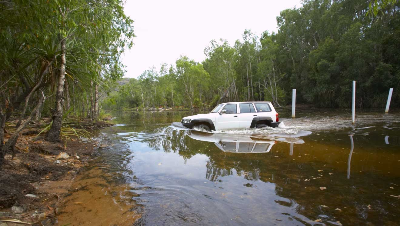 River Things to do in Kakadu self drive itinerary