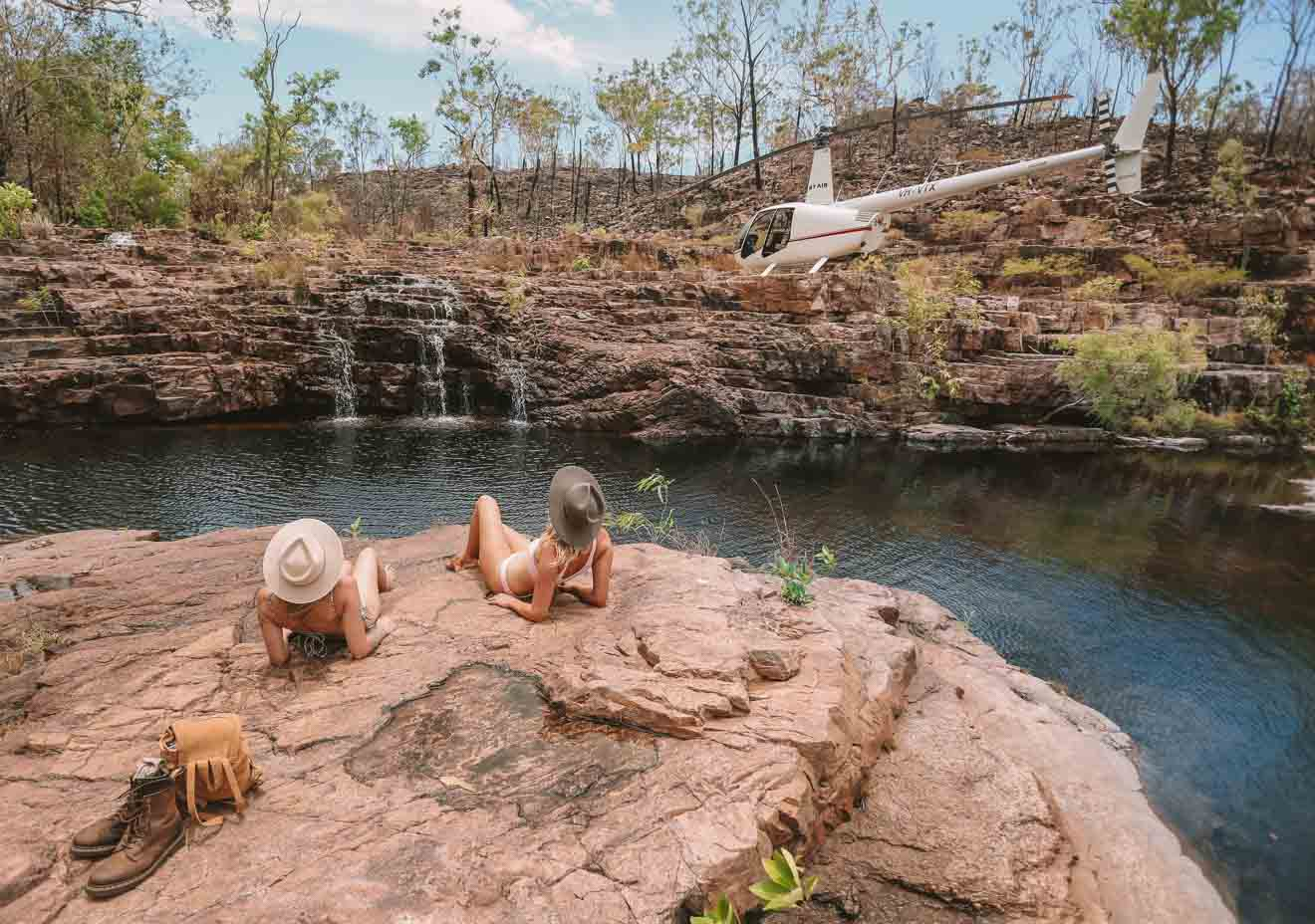 Sandy Creek Things to do in Darwin tourist information