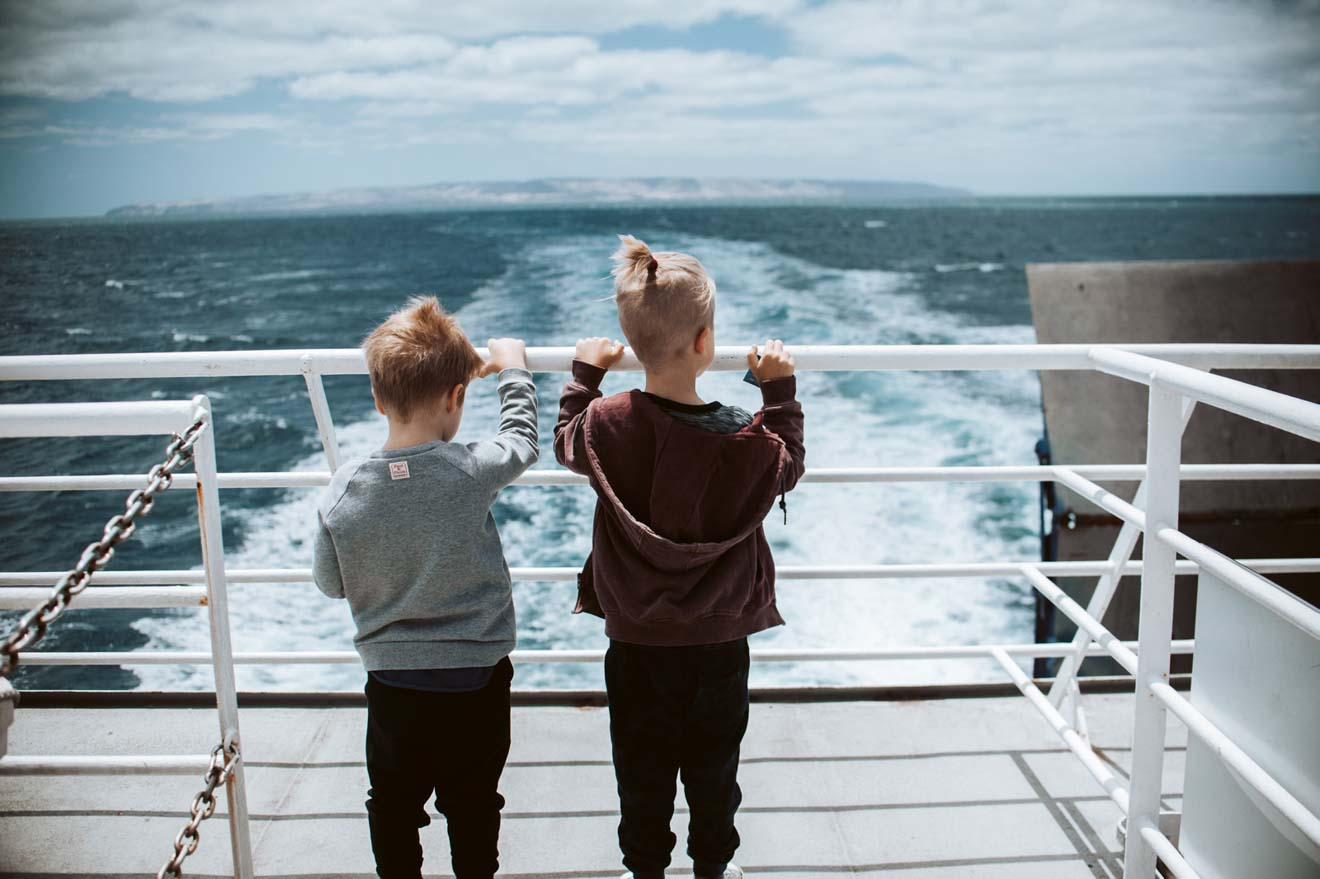 family weekend getaways south australia - SeaLink Ferry Day trips from Adelaide