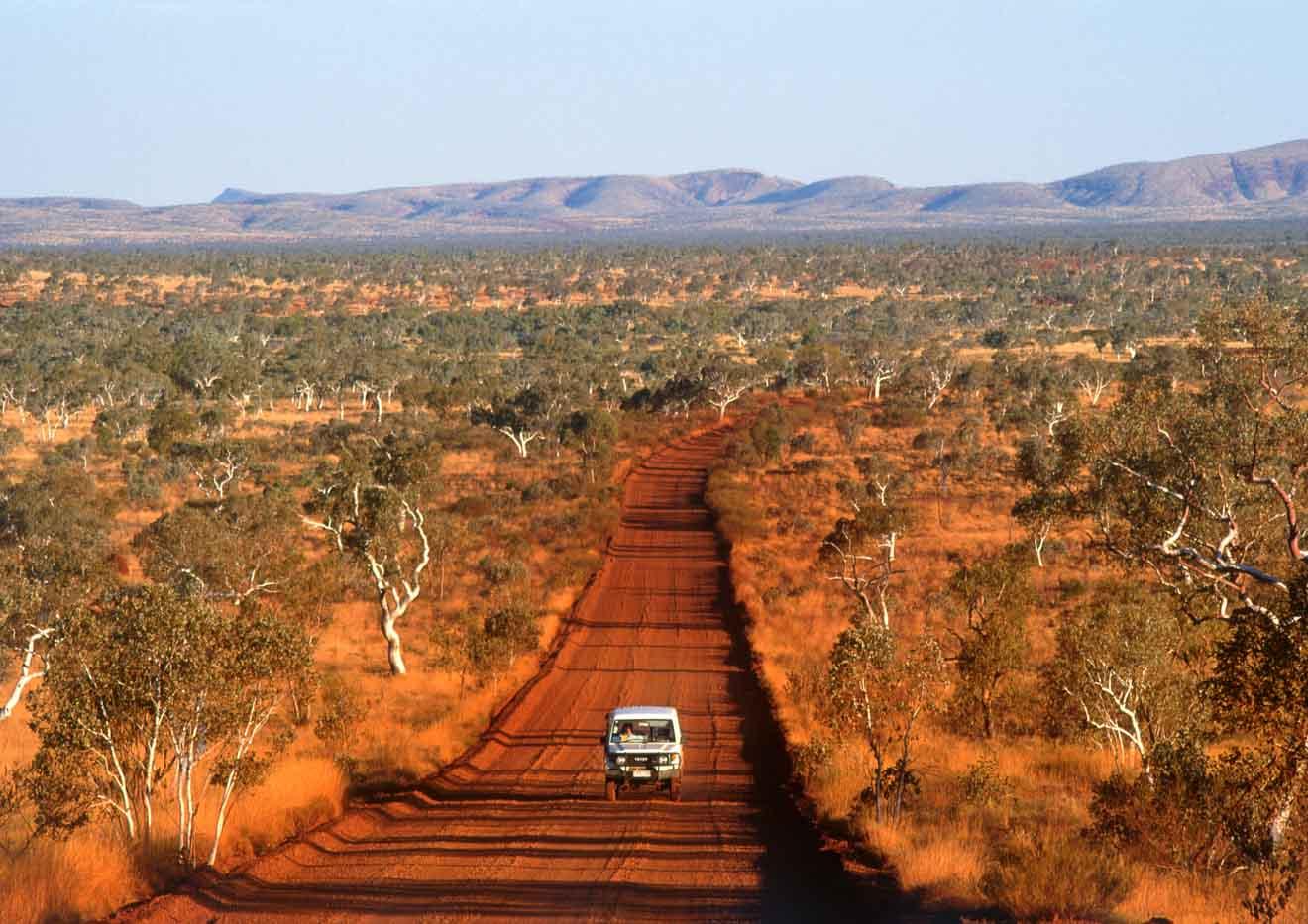Self Drive Darwin to Alice Springs to mataranka